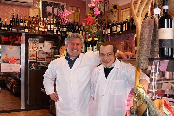 Milano vista attraverso gli occhi di un macellaio speciale for Valentino via turati milano