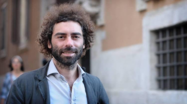 Luca Bertazzoni (foto di Fabrizio Carbone)
