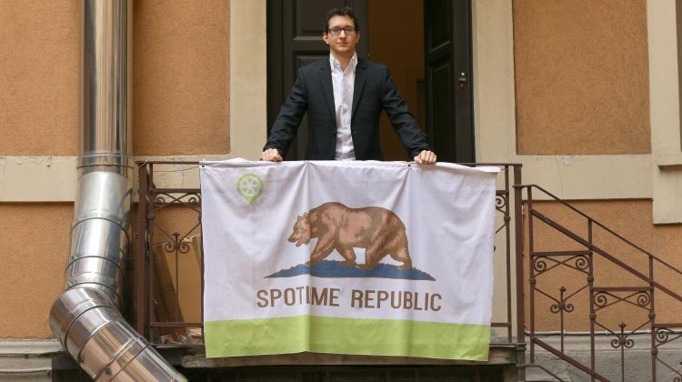 Francesco Rieppi, CEO di Spotlime [© Magzine]