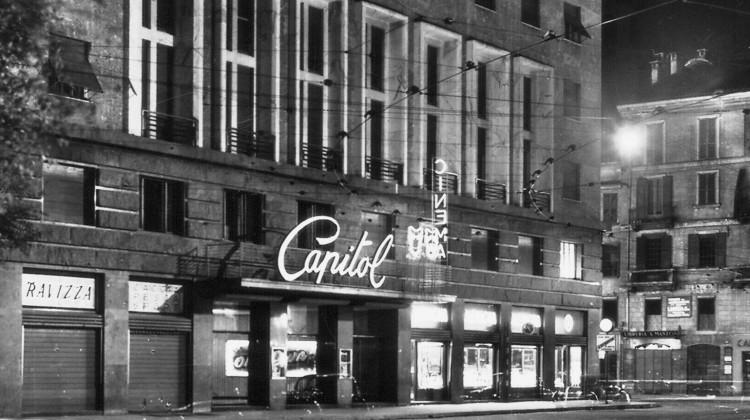 Cinema Capitol - Milano part-2