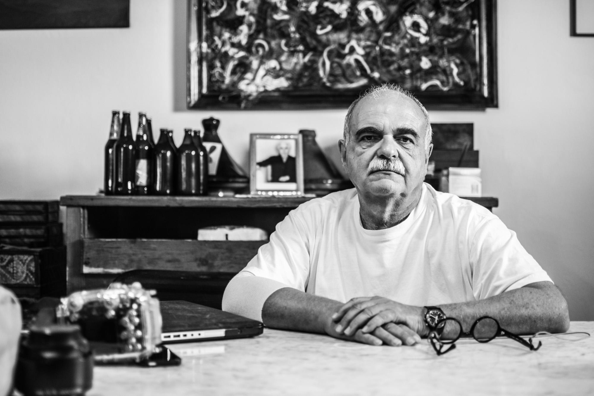 Della fame e della guerra intervista a franco pagetti for Franco casa piani di betz