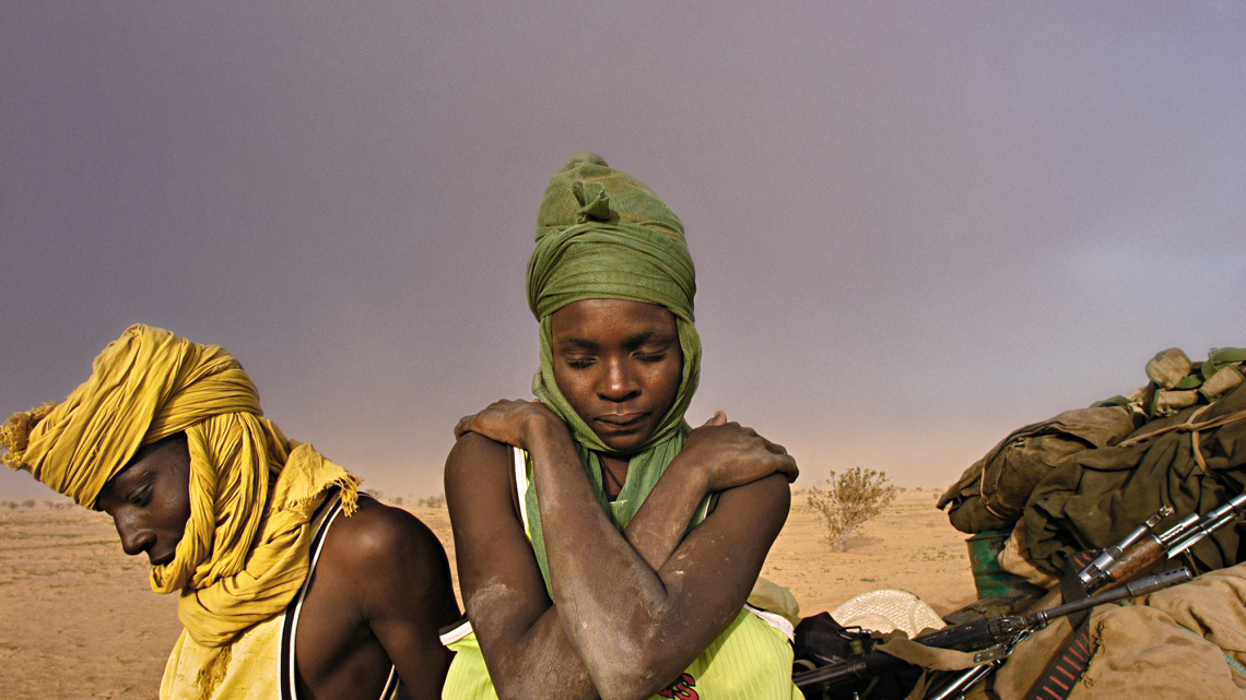 """© Lynsey Addario, """"It's What I Do"""""""