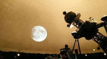Il Planetario 'Hoepli' di Milano