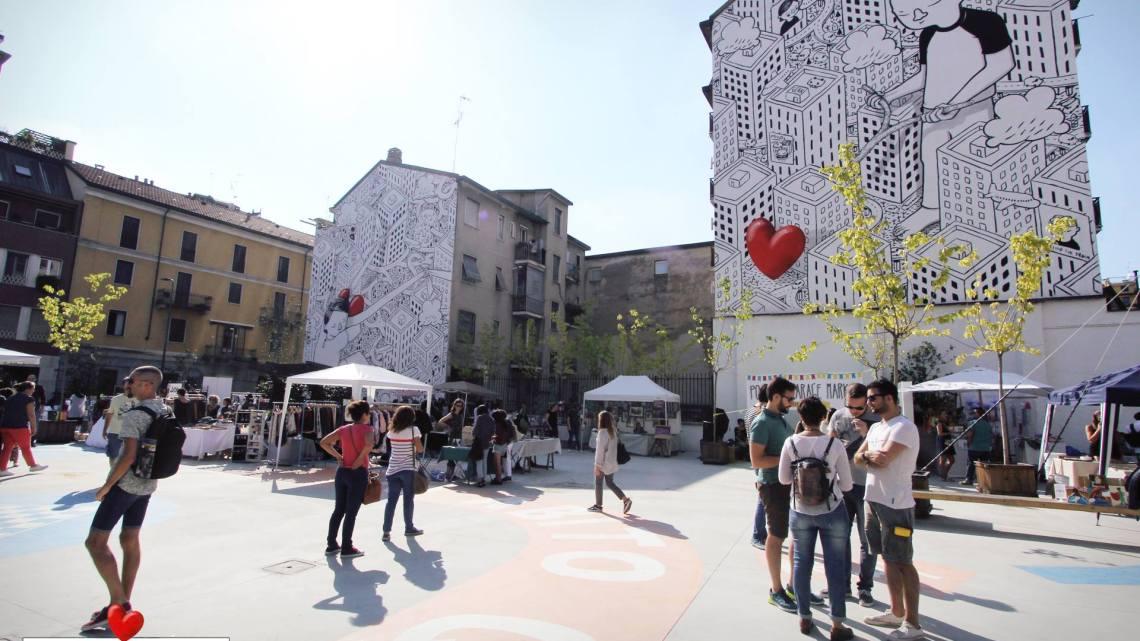Photo by PopCorn Garage Market Milano
