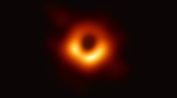 Event Horizon Telescope collaboration et al. via National Science Foundation