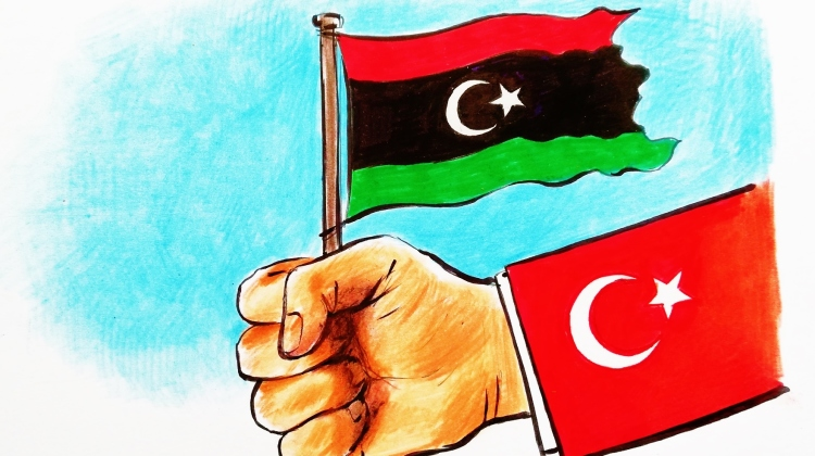 turchia libia