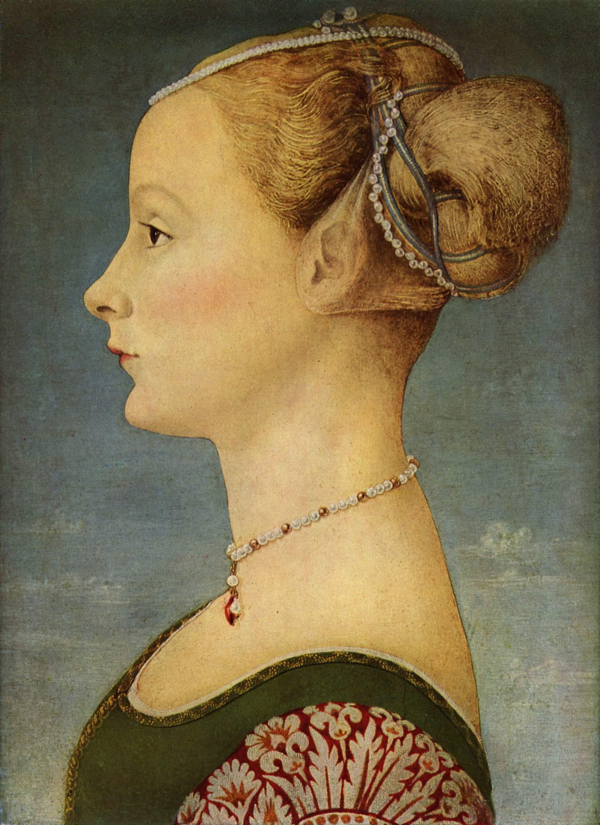 Ritratto-di-giovane-donna_Piero-del-Pollaiolo