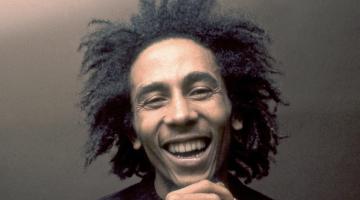 Bob Marley Copertina