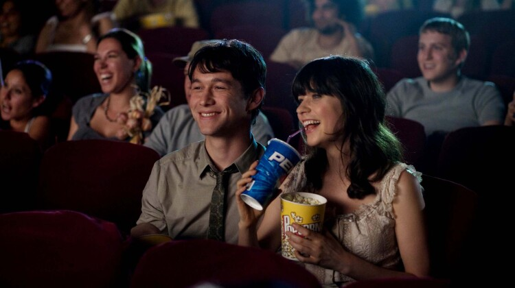 character-of-popular-drama-flim-500-days-of-summer-enjoying-movie