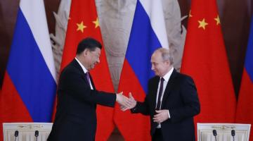 Russia e Cina, alleanza